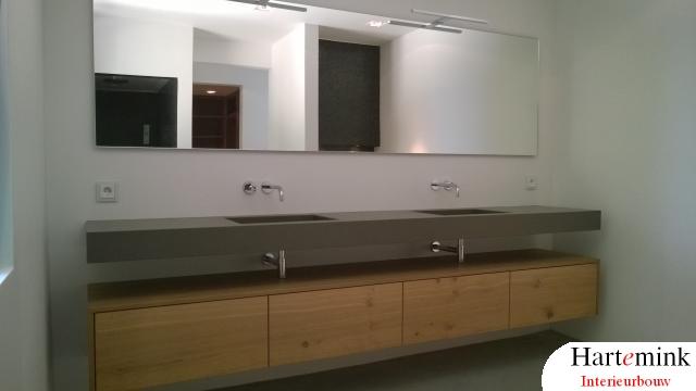 Badkamermeubel op maat laten maken | Hartemink Interieurbouw