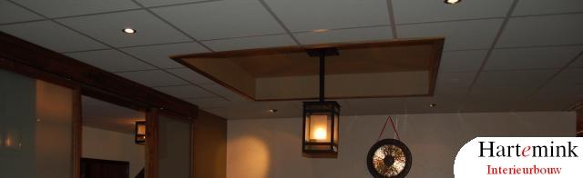 plafondbetimmering